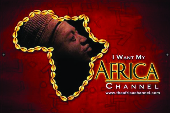 A VIEW INTO AFRICA,THE AFRICA CHANNEL