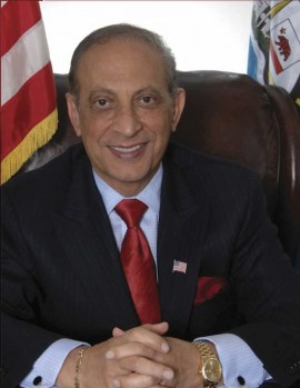 Mayor Jimmy Delshad,First Iranian-American mayor in the city of Beverly Hills