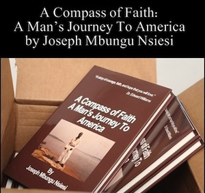 A Compass of Faith: A Man's Journey To America