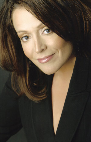 Marlene Forte, Journey To the Silver Screen On A Stellar Galactic Enterprise