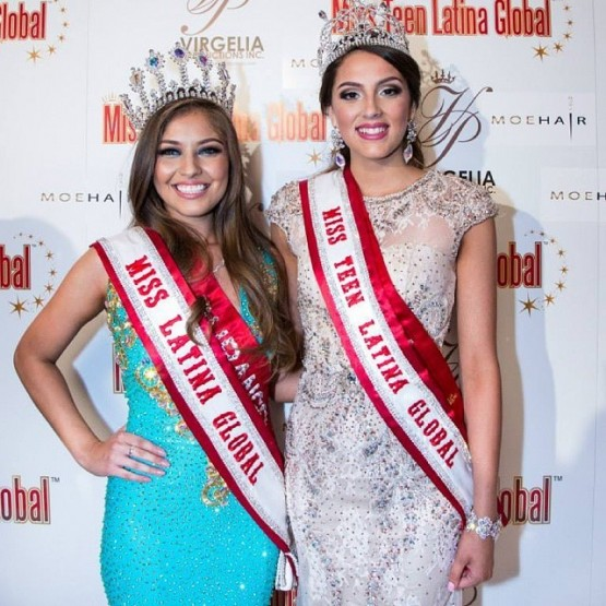 Latina Vixen Daisy Gomez Takes Home The Crown At The 3RD Annual Miss Latina Global Cultural Pageant