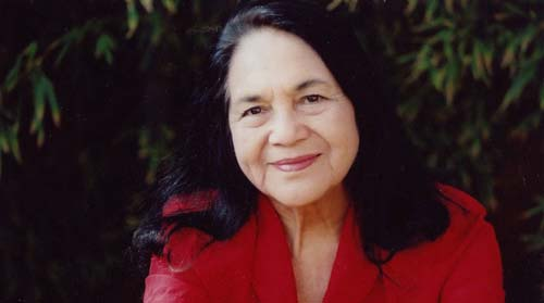Dolores Huerta: Obama was right in delaying action on immigration