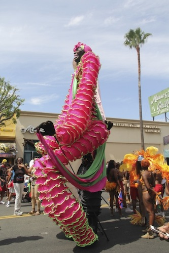 A Colorful Commotion, The Third Annual Hollywood Multicultural Carnival