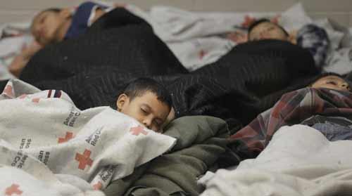 Underground Networks Spring Up to Help Migrant Kids in U.S.