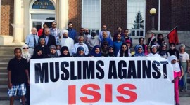 Muslims Condemn ISIS, Say Terrorist Group Doesn't Represent Islam