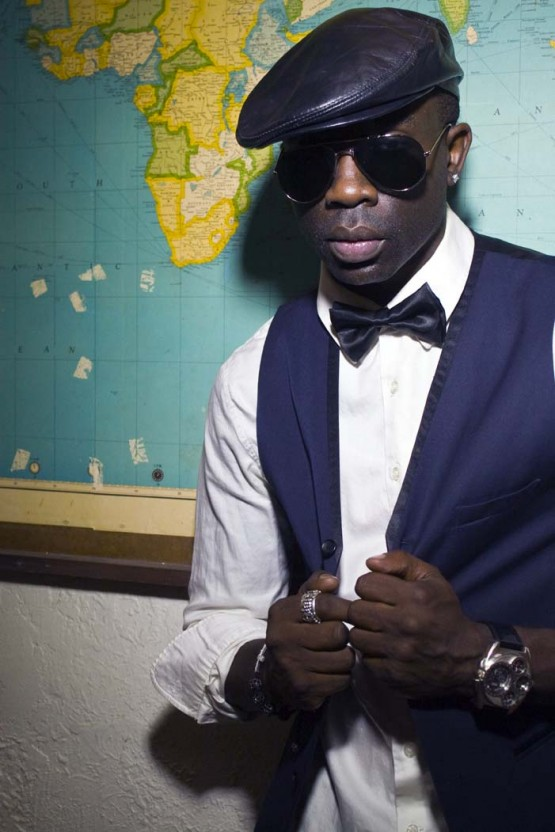 Sam Sarpong, Multi-faceted Cultural Icon's American Dream