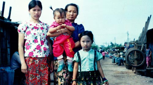 A Hmong Mother's Journey to America, In Her Own Words