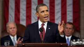 In State of the Union, Obama Calls on GOP to Help Middle Class
