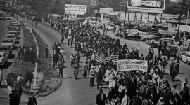 My Civil Rights Year—Selma, Louisiana and Mrs. Caulfield's Butterbeans