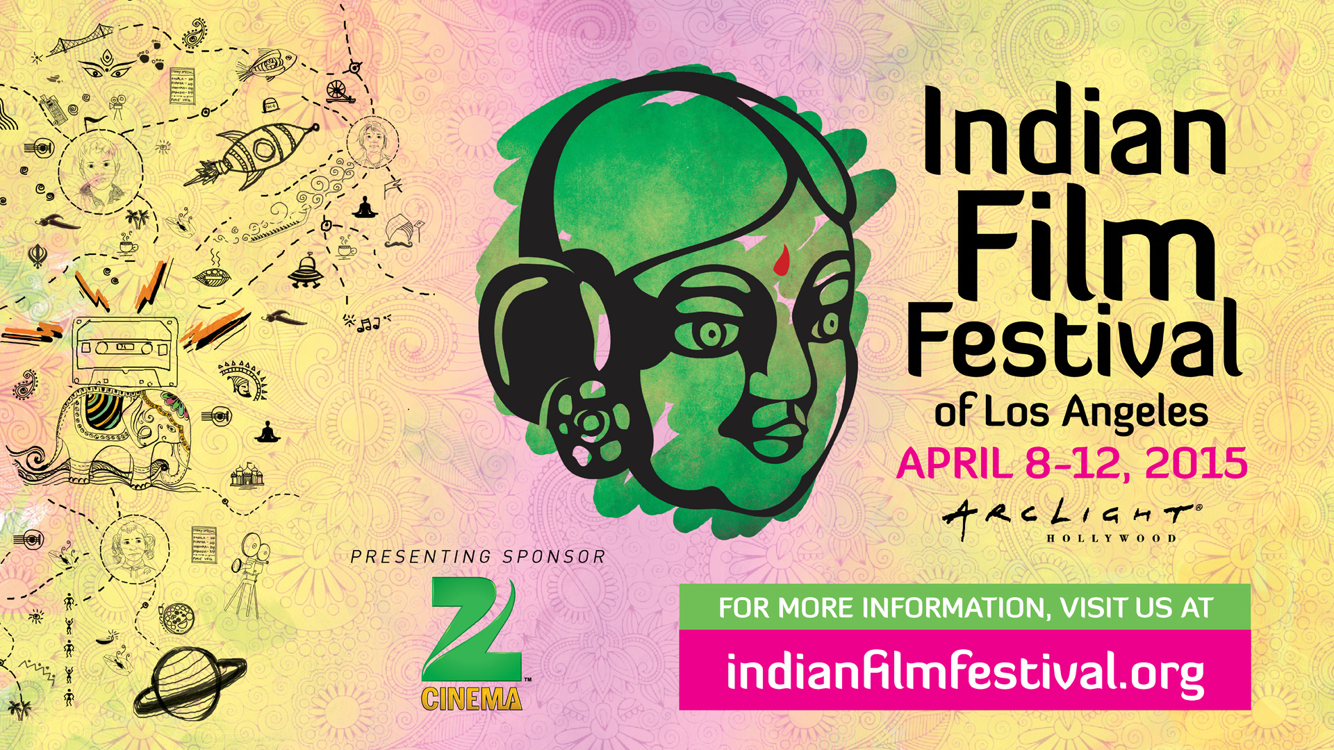 13th Annual Indian Film Festival of Los Angeles (IFFLA)
