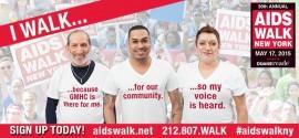 AIDS WALK NY