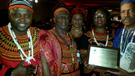 2015 African Goodwill Awards & Induction Ceremony
