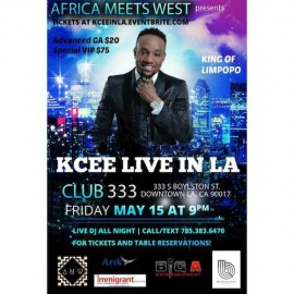 KCEE LIVE IN LOS ANGELES!