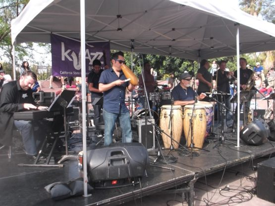 Poncho Sanchez Heats Up LACMA's Latin Sounds Concert Series