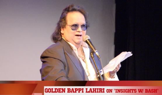 Bappi Lahiri at Garifuna International Film Festival 2015 held in Los Angeles
