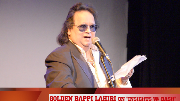 Bappi Lahiri at Garifuna International Film Festival 2015 held in Los Angeles