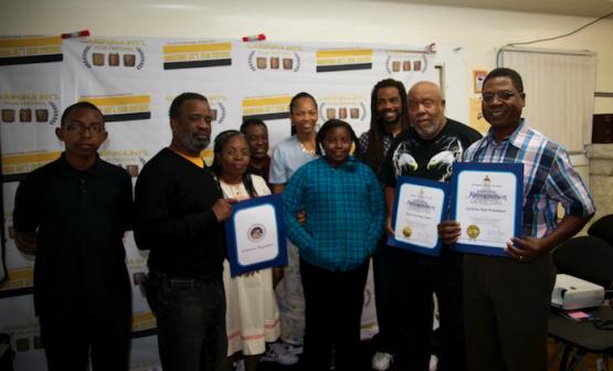 Garifuna International Film Festival 2015 held in Los Angeles