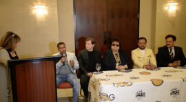 Insights with Bash – S.F. Global Movie Fest Press Conference 2015