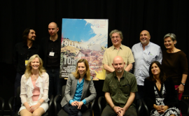 Insights with Bash – South East European Film Fest 2015
