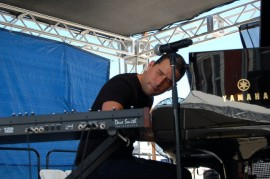 The Latin Side of 20th Annual Central Avenue Jazz Festival