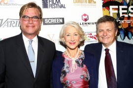 Helen Mirren Loves Israel -- Opening Night of 29th Israel Film Festival in Los Angeles