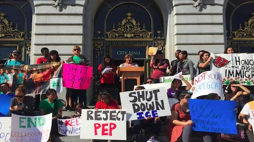 Domestic Violence Survivors Urge San Francisco to Reject New Deportation Program