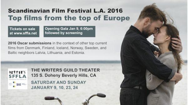 Scandinavian Film Festival 2016