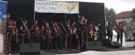 Tucson Jazz Festival-Salsa Dancing in the Street