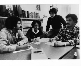 SMITHSONIAN, ARAB MUSEUM UNITE TO DIGITIZE 1960s ORAL HISTORY SOUND RECORDINGS OF ARAB IMMIGRANTS
