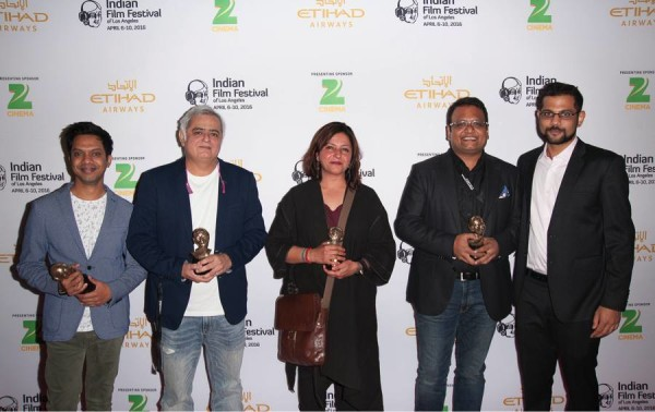IFFLA ONCE MORE IS A RESOUNDING SUCCESS; ANNOUNCES AWARD WINNERS