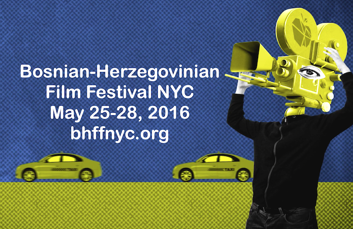 THE THIRTEENTH ANNUAL BOSNIAN-HERZEGOVINIAN FILM FESTIVAL (BHFF™) IN NEW YORK CITY