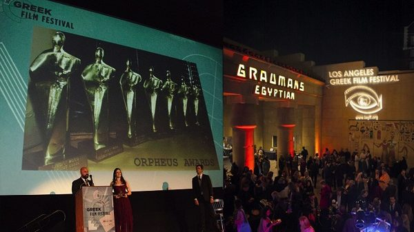 LOS ANGELES GREEK FILM FESTIVAL CELEBRATES FIRST DECADE CAPTURING THE FILMS AND FLAVOR OF GREECE.