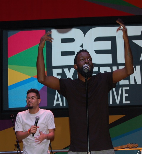 2016 BET Experience Fan Fest-The Future of Rap and Neo-Soul