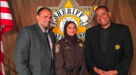 Muslim Woman in Hijab Becomes Officer at Wayne County Jail