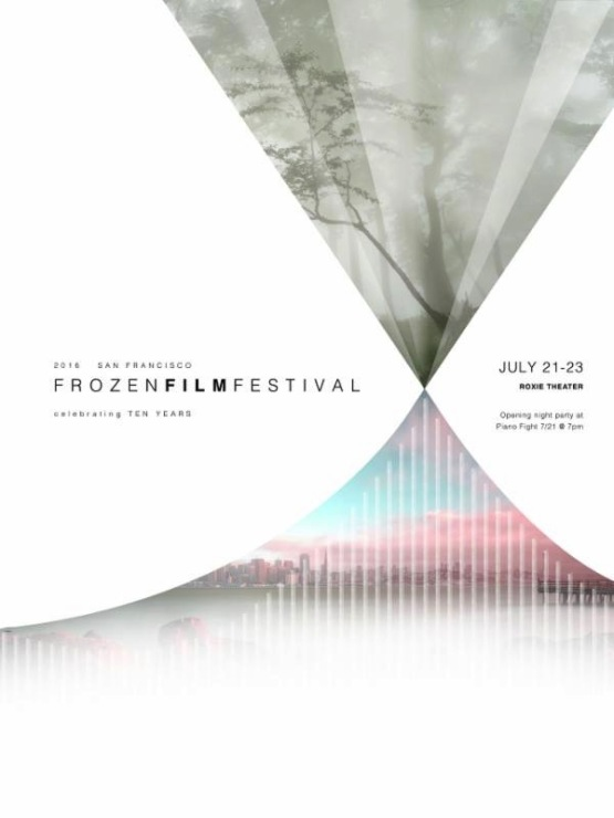 S.F. FROZEN FILM FESTIVAL TO CELEBRATE 10TH ANNIVERSARY SHOWCASING AWARD WINNING FILM COLLECTIONS, PROMOTING YOUTH EDUCATION AND ART, AND SHOWCASING LOCAL MUSICIANS, JULY 21-23.