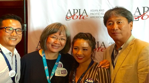 Asian Americans, Growing in Numbers, Show Political Clout at the DNC