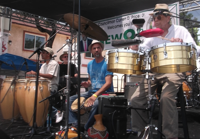 Central Avenue Jazz Festival-Keep That Same Old Feeling