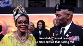 Ugandan-born Captain Frank Musisi of the US Army Shares Heritage Pride For Queen Of Katwe