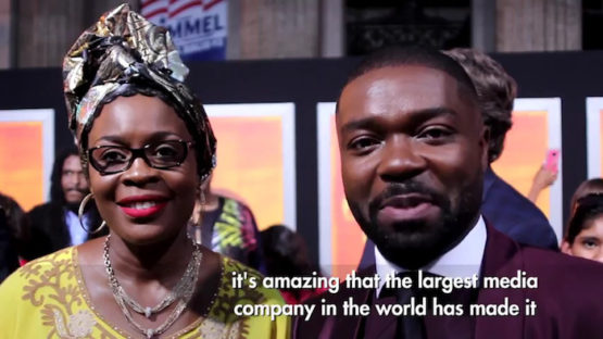 David Oyelowo stops by The Immigrant Magazine, Frank Talk with Pamela Anchang