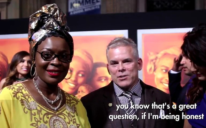 Troy Buder, Executive Director Of Queen of Katwe Shares His Vision On Frank Talk with Pamela Anchang