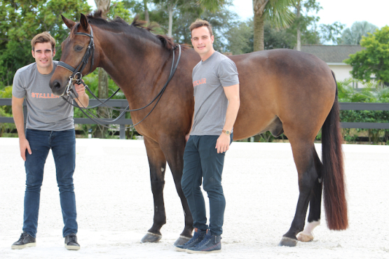 TWO VENEZUELAN MILLENNIALS LAUNCH AIRBNB-INSPIRED APP FOR EQUESTRIANS LOOKING FOR HOUSING FOR HORSES