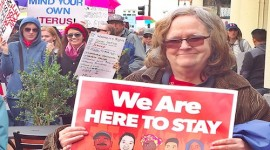 Why Muslim Americans Must Shed Sense Of Entitlement To Be Full Participants In American Democracy, Women's March, San Jose