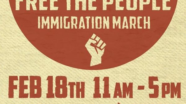 Free the People Immigration March | Sanctuary for All