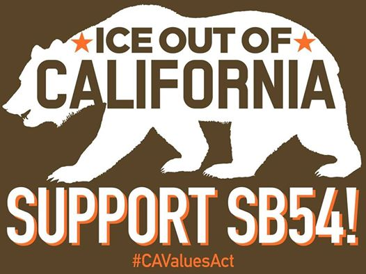 Rally To Demand Sheriff McDonnell Support The California Values Act!