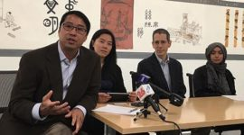 Civil Rights Groups Condemn Proposal to Collect Social Media Data from Chinese Travelers