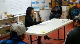 """We Count for Nothing:"" Immigrant Workers Learn About Health Options"