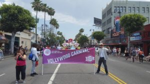 Hollywood Carnival 2017, A Celebration Of The Cultures & Traditions of The USA (Photo by The Immigrant Magazine,Inc.)