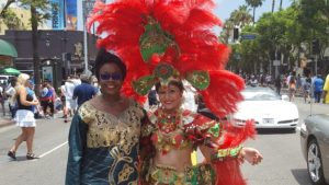 Hollywood Carnival 2017, A Celebration Of The Cultures & Traditions of The USA