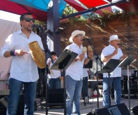 Sizzling Sounds at Cuban American Music Festival