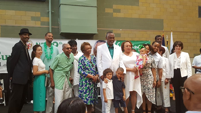NEW NINTH DISTRICT WINS AGAIN! Community Swearing-in of Los Angeles Councilmember Curren D. Price, Jr.
